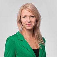 Arvokas-viestintäkoordinaattori Heidi Härmä