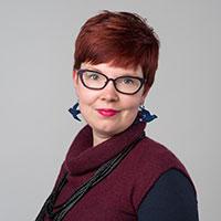 järjestöjohtaja Mona Särkelä-Kukko / Suomen Setlementtiliitto ry
