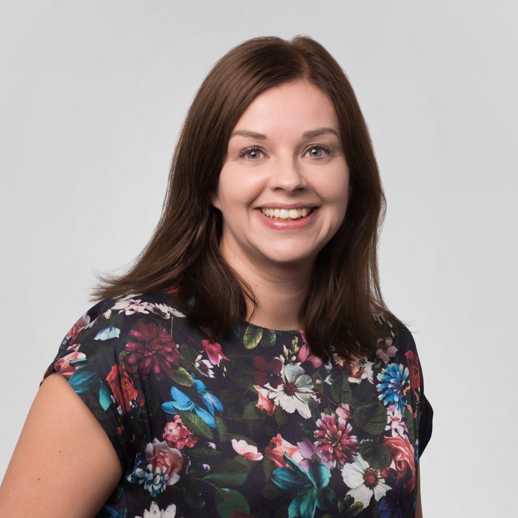 Arvokas-koordinaatiohankkeen arvioinnin asiantuntija Jenni Kallio